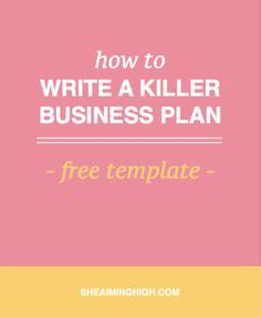 Business Plan Templates - 43 Examples in Word Free